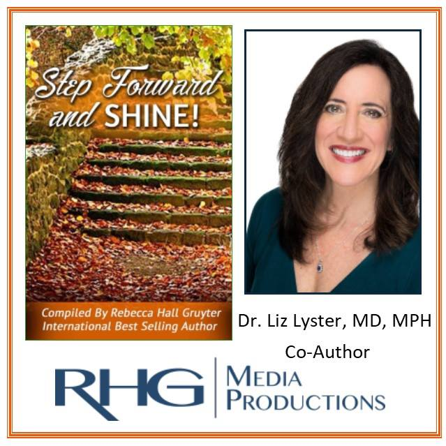 Step Forward and Shine | Dr. Liz